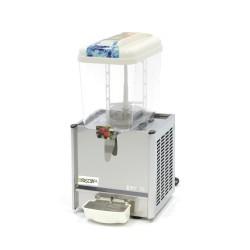 Distributeur réfrigéré - Pour jus de fruit - 18 L.