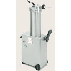 Poussoir à saucisses - Hydraulique - PREMIUM - Vertical - 14 L. - Inox - TALSA - Boucherie