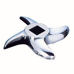 Couteau inox - Auto-affilant - Pour hachoir réfrigéré PZ356