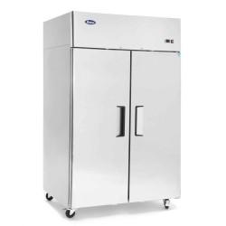 Armoire réfrigérée positive - 900 L. - Paiement 4X - Inox - Garantie 2 ans - Classe ST