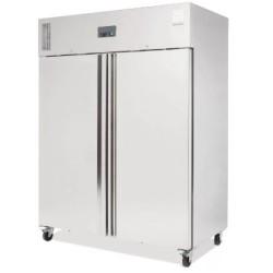 Armoire réfrigérée positive - 1300 L - Paiement 4X - GN 2/1 - Inox - Garantie 2 ans - Classe T