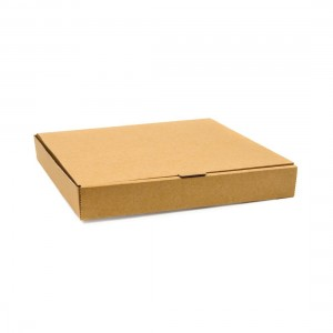 Boîtes à pizza - 23 cm - KRAFT - Lot de 50