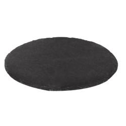Plateau à pizza en ardoise - 330mm