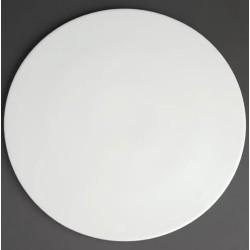 Assiette extra plate Olympia - Pizzas - Lot de 6 - Ø 330 mm