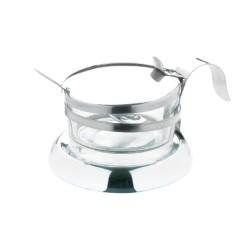 Fromagère / Pot à parmesan - Avec cuillère