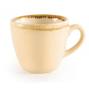 Tasse expresso - 85 ml - Couleur sable / beige - Olympia Kiln