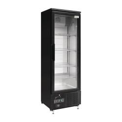 Armoire réfrigérée vitrée positive - 307 L. - Paiement 4X - Inox - Classe N
