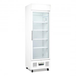 Armoire réfrigérée vitrée positive - 336 L. - Paiement 4X - Garantie 2 ans - Classe N