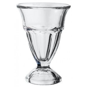 Coupe à glace - Verre - Utopia - 265 ml - 102 (Ø) mm - Lot de 24