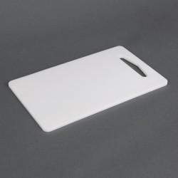 Planche à découper - Bar - Blanche - 250 mm