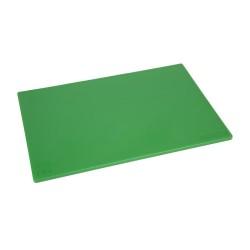 Planche à découper - Bar - Verte - Anti-bactérienne - 300 mm