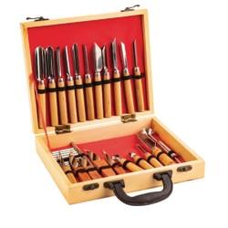 Mallette de décoration - 22 outils