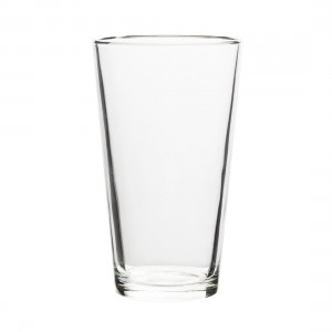 Verre à shaker - 455 ml - Boston - Lot de 12