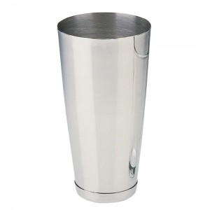 Shaker à cocktail - Boston - Inox - 1 pièce - 800 ml