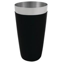 Shaker à cocktail - Revêtement PVC - Inox - 1 pièce - 800 ml