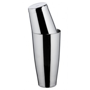 Shaker à cocktail - 900 ml - 2 timbales - Inox - Green Bay