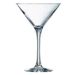 Verres à cocktail Martini - 210 ml - Chef & Sommelier - Lot de 6