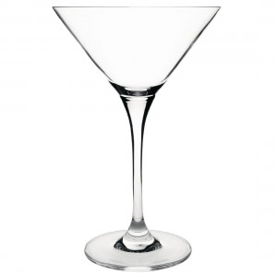 Verres à cocktail Martini - 260 ml - Cristal - Campana - Lot de 6