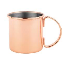 Mug - 50 ml - (Ø) 92 mm - Effet cuivré