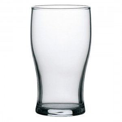 Verres à bière - Tulipe - 285 ml - Arcoroc - 123 (H) mm - Haute résistance - Estampillé CE - Lot de 48