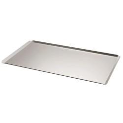 Plaque pâtissière - 600 x 400 - Aluminium - Bourgeat