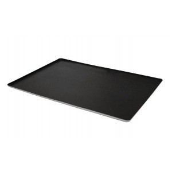 Plaque pâtissière anti-adhésive - 600 x 400 - Aluminium