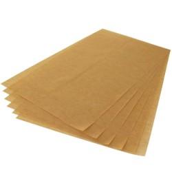 Papier cuisson pâtisserie - 600 x 400 -  Lot de 500 - ECOPAP Matfer