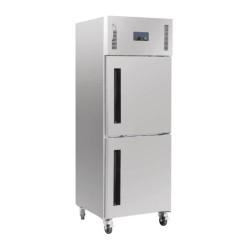 Armoire réfrigérée négative - Paiement 4X - 600 L. - 2 portillons GN 2/1 - Garantie 2 ans - Classe N