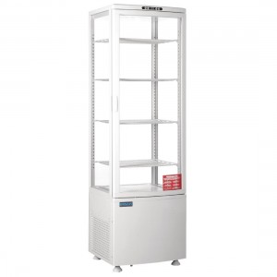 Vitrine réfrigérée - Paiement 4X - Garantie 2 ans - 235 L - Classe N