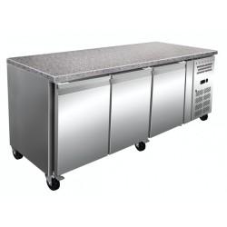 Tour pâtissier avec granite 3 portes gamme 800