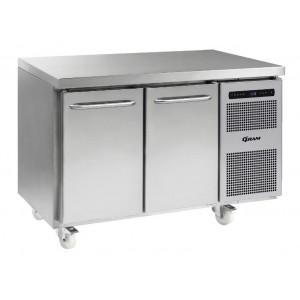 Table réfrigérée positive - GN 1/1 - 345 L. - 2 portes - GRAM - 1289 (L) x 700 (P) mm - K 1407 CSG A DL/DR C2