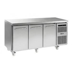 Table réfrigérée positive - GN 1/1 - 506 L. - 3 portes - GRAM - 1726 (L) x 700 (P) mm - K 1807 CSG A DL/DL/DR C2