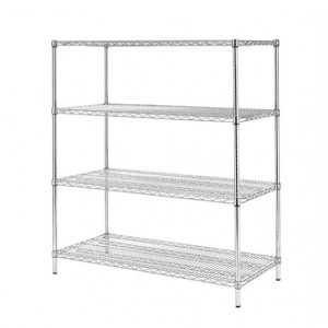Rayonnage chambre froide - 1830 (L) x 610 (P) x 1830 (H) mm