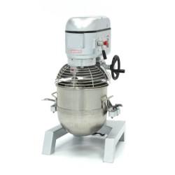 Batteur mélangeur planétaire - 40 L - Cuve relevable - 230 V.