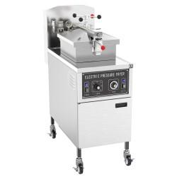 Friteuse pression 45 litres avec système de filtration