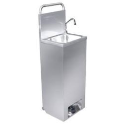 Lave-mains mobile - Distributeur de désinfectant