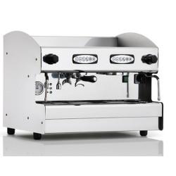 Machine à café - 2 groupes - Mousseur à lait pour Cappuccino