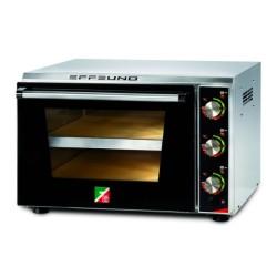 Four pizzas professionnel électrique - Thermostat 450 °C / 230 V. - Paiement 4X - 2 x 34 cm