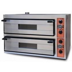 Four 12 pizzas LARGE - 230V / 380V - 2 x 6 x 34 cm- Paiement 4X