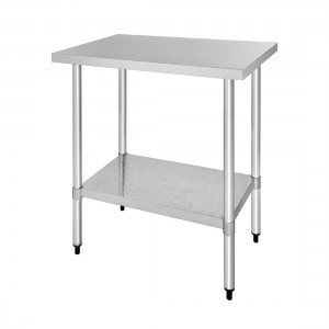 Table inox - AISI 430 - 900 (L) x 700 (P) x 900 (H) mm