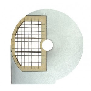 Disque cube - 10 x 10 mm