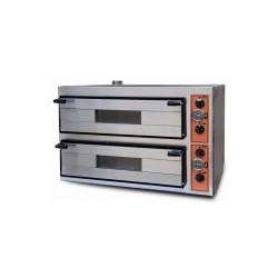 Four 12 pizzas professionnel - Paiement 4X- 230V / 380V - Paiement 4X - 2 x 6 x 34 cm