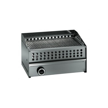 Grillade charcoal double