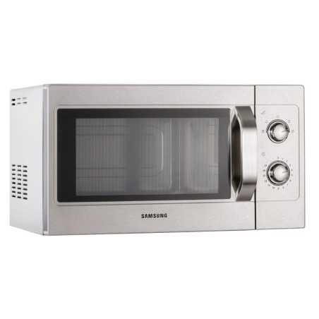 Micro-ondes Professionnel- Micro ondes Samsung 1100w manuel