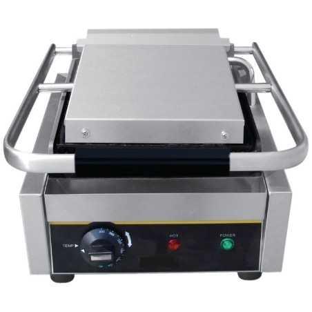 Machine à panini- Appareil à  Panini  professionnel- Température réglable jusqu'à 300°C