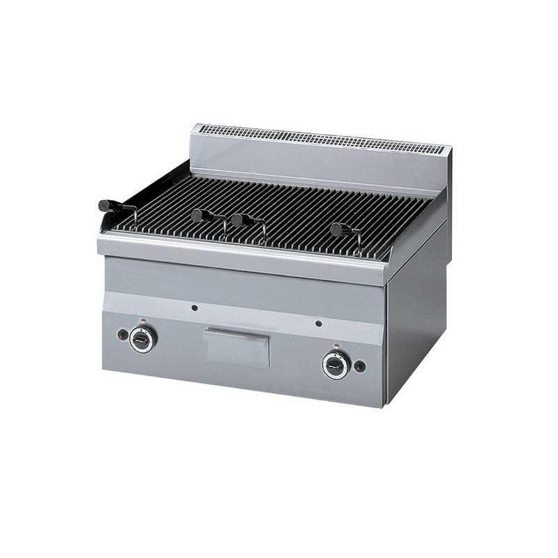 grill pierre de lave gaz grille de cuisson en fonte top. Black Bedroom Furniture Sets. Home Design Ideas