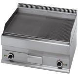 Plaque de cuisson gaz 1 2 lisse et 1 2 rainur e top for Nettoyer plaque de cuisson gaz
