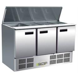 Saladette frigorifique  3 portes