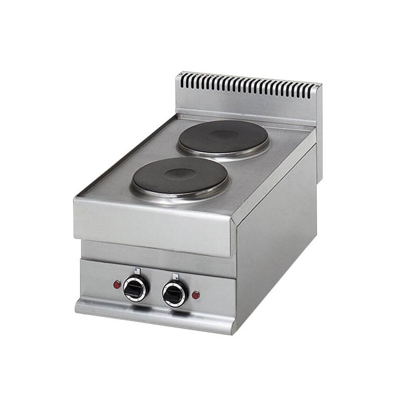 cuisinière électrique plaque