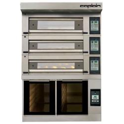 Four à sole électrique boulanger modulaire CAPLIN